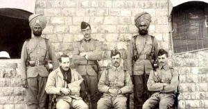 Battle of Saragarhi real photos