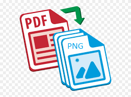 PNG to PDF converters