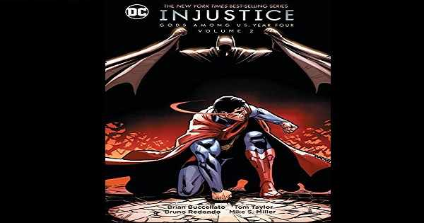 Injustice Year 4 Vol 2