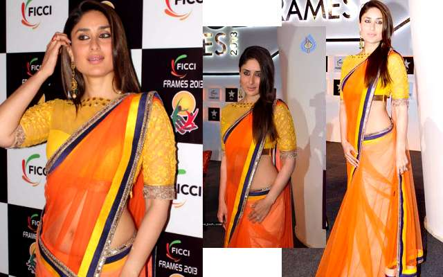Kareena Saree pic